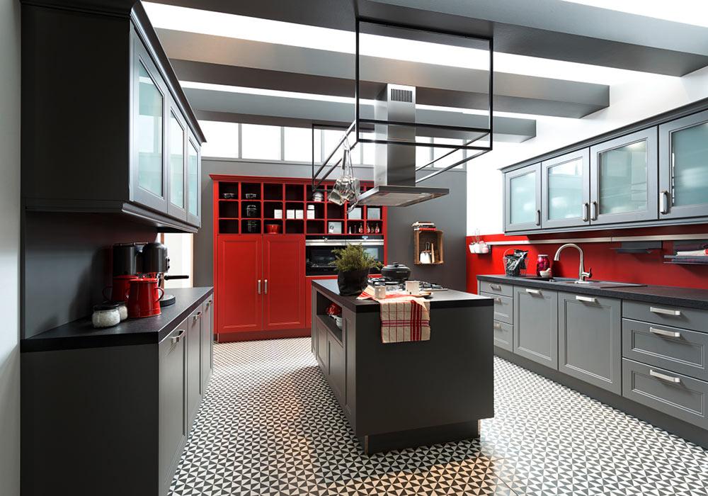 Küchen Erlebnis Lemgo | Küchen im Landhaus-Stil