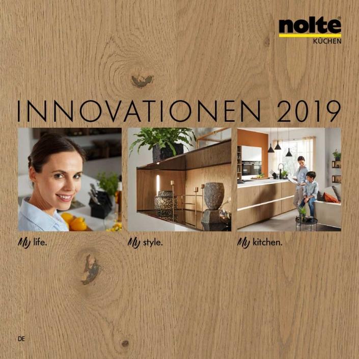 Küchen Erlebnis Lemgo | Nolte Welt | Innovationen 2019