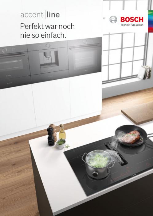 Küchen Erlebnis Lemgo | Bosch accentline