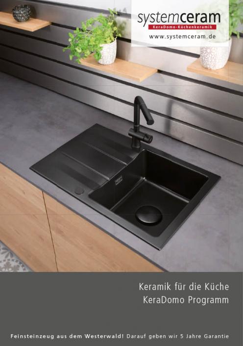 Küchen Erlebnis Lemgo | systemceram KeraDomo Programm