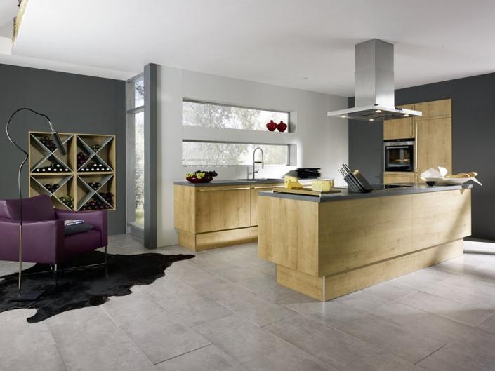 Küchen Erlebnis Lemgo   Küchen mit Griffen
