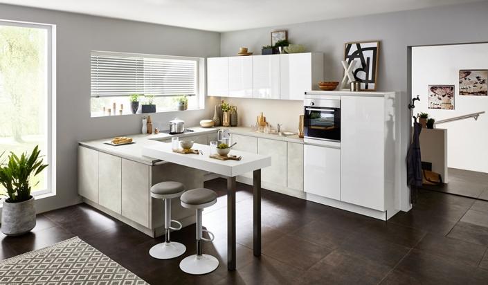 Küchen Erlebnis Lemgo   Grifflose Küchen